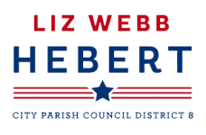 Liz Webb Hebert - City Parish