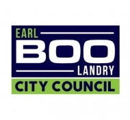 Elect Earl Boo Landry for City Council